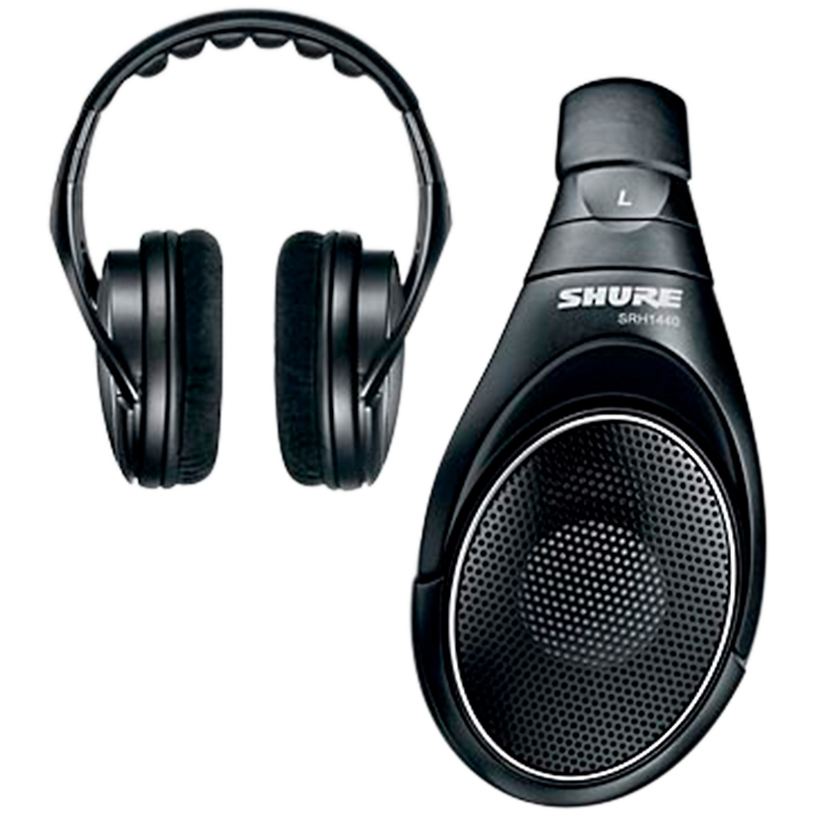 Open Box Shure SRH1440 Professional Open Back Headphones