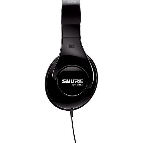 Open Box Shure SRH240A Pro Headphones
