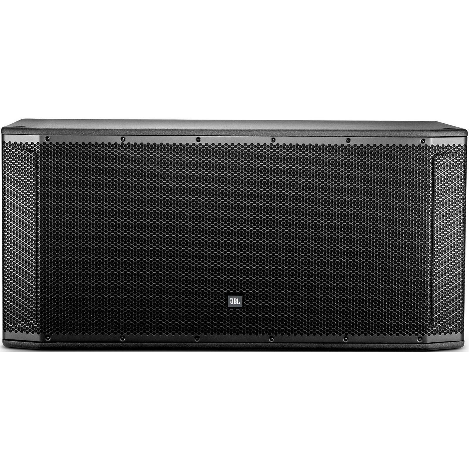 Open Box JBL SRX828S Dual 18