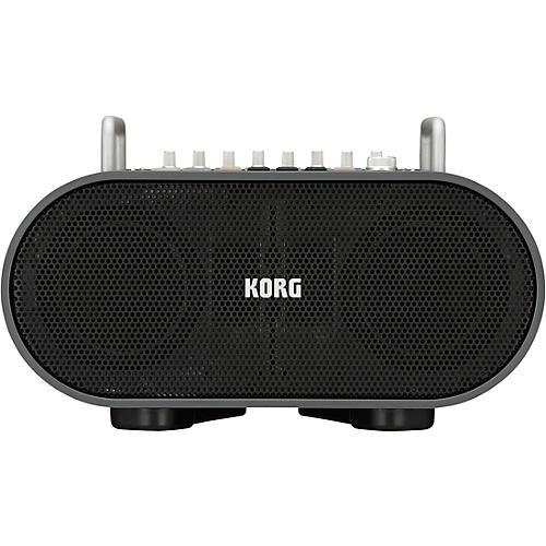 Open Box Korg STAGEMAN 80 Rhythm Machine and PA System