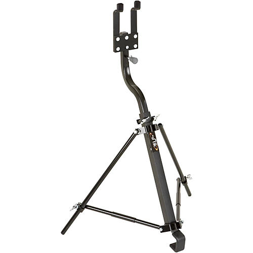 Open Box XL Specialty Percussion STK-SD1 The Stik Snare Drum Field Stand