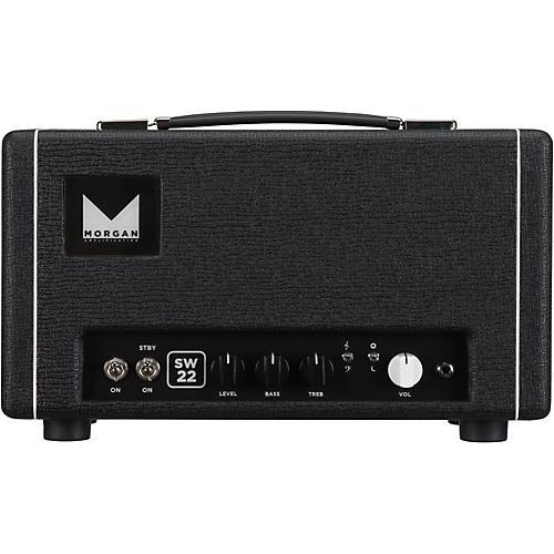 Open Box Morgan Amplification SW22 22W Tube Guitar Head