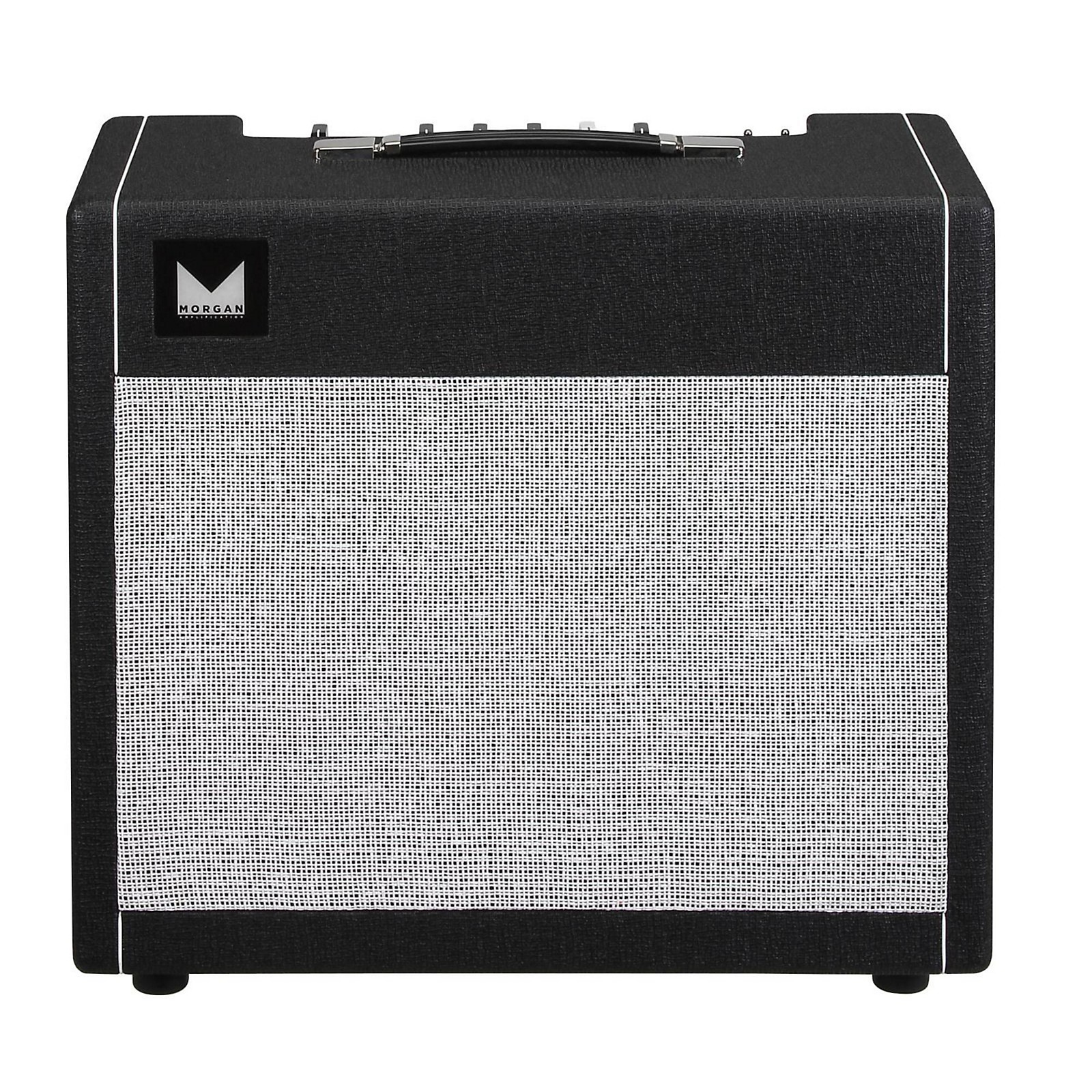 Open Box Morgan Amplification SW22R 1x12 22W Tube Guitar Combo Amp with Spring Reverb