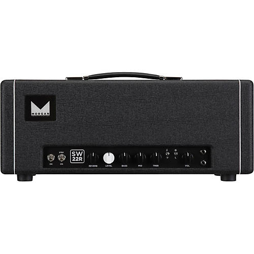 Open Box Morgan Amplification SW22R 22W Tube Guitar Head with Spring Reverb