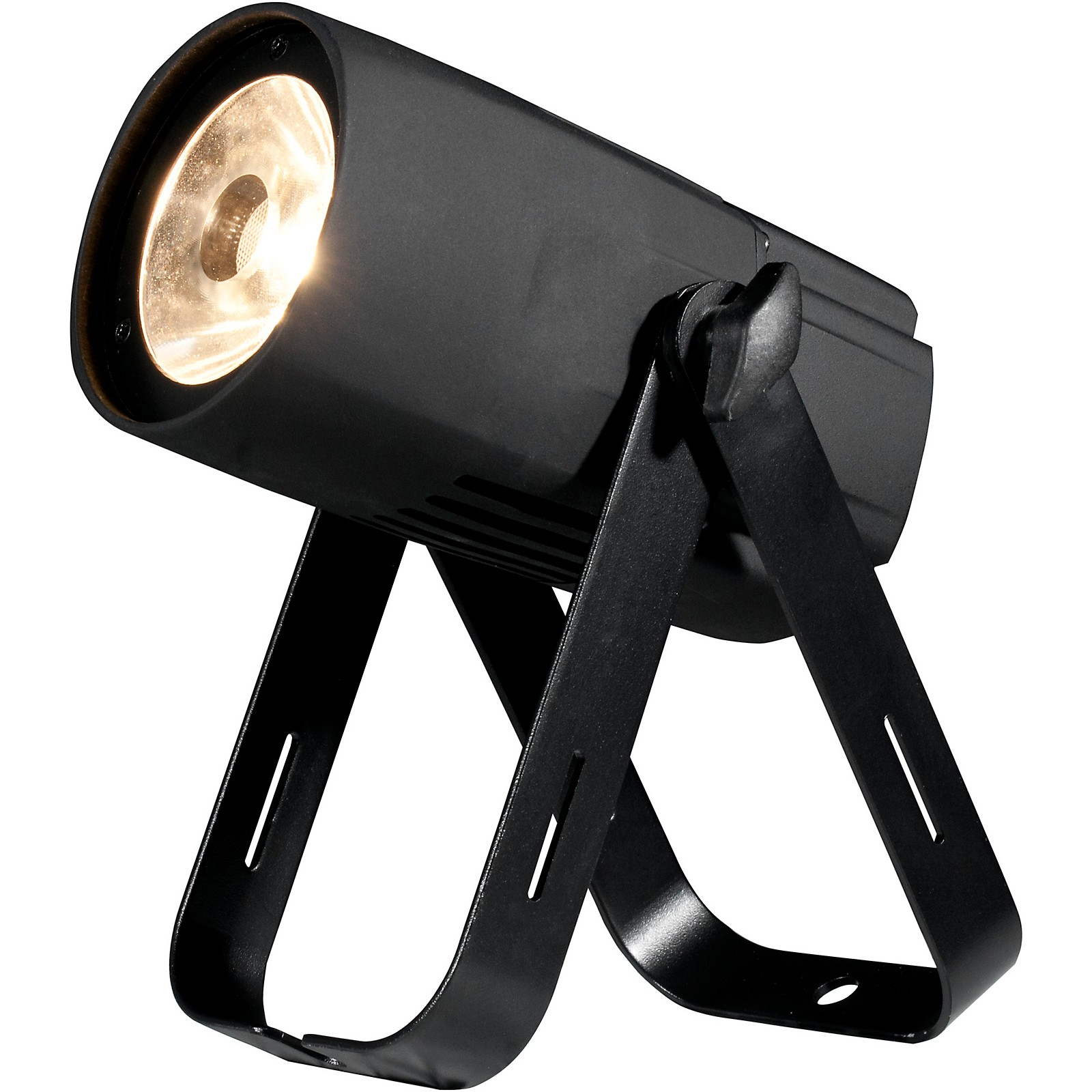 Open Box American DJ Saber Spot WW Warm White LED Spotlight Pinspot