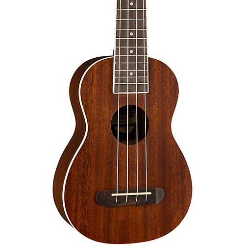 Open Box Fender Seaside Soprano Ukulele
