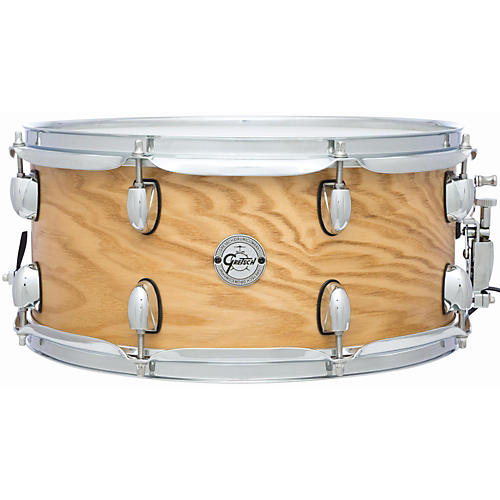Open Box Gretsch Drums Silver Series Ash Snare Drum