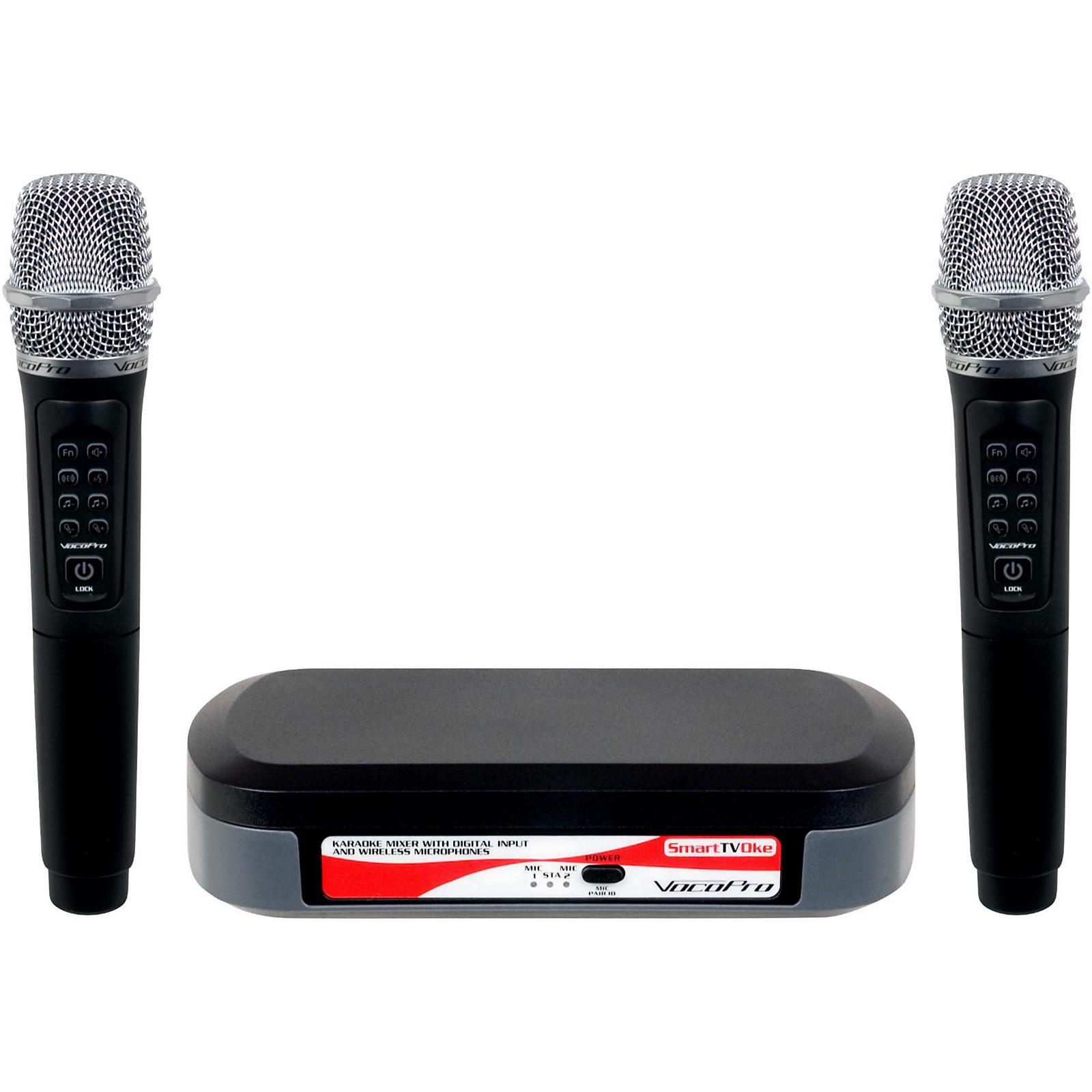 Open Box VocoPro SmartTVOke Karaoke System