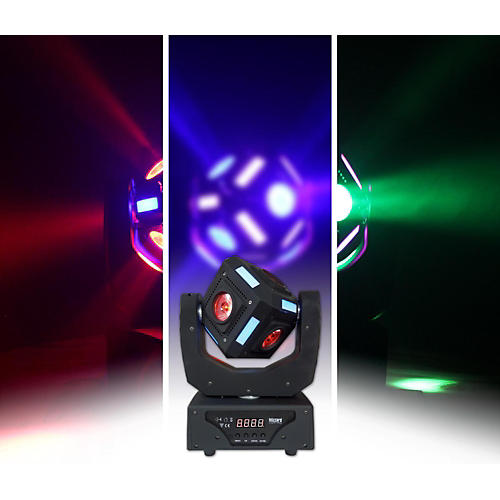 Open Box Blizzard Snake Eyes Mini 60 Watt LED Moving Head Effects Light