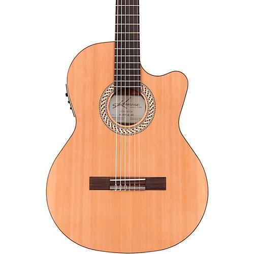 Open Box Kremona Sofia S63CW Classical Acoustic-Electric Guitar