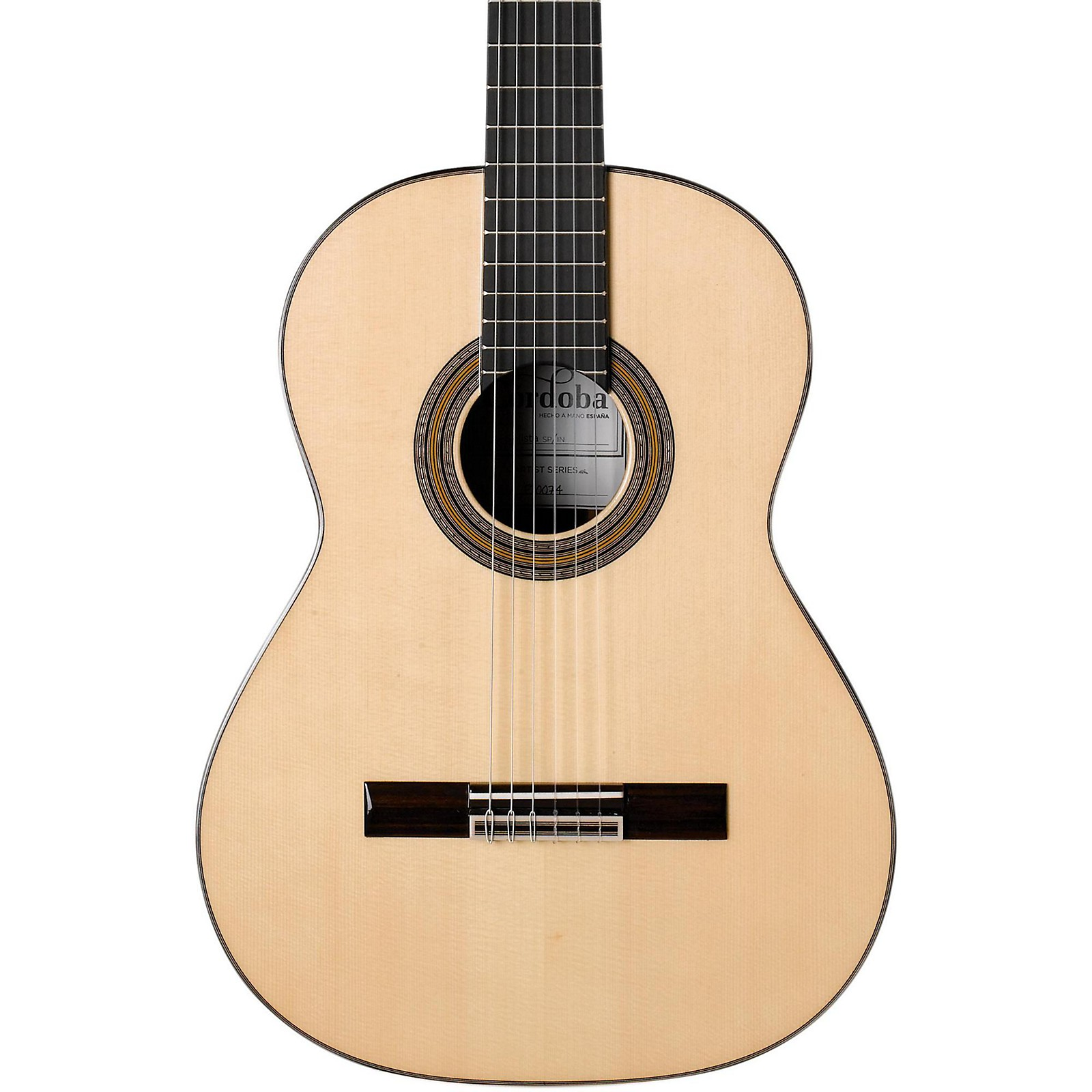 Open Box Cordoba Solista SP Classical Guitar