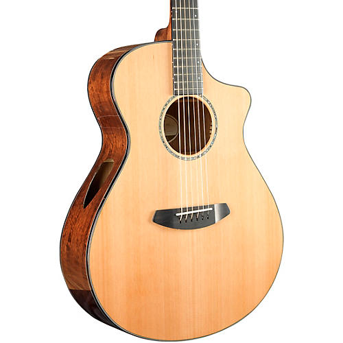 Open Box Breedlove Solo Concert Acoustic-Electric Guitar