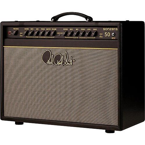Open Box PRS Sonzera 50 50W 1x12 Tube Guitar Combo Amplifier