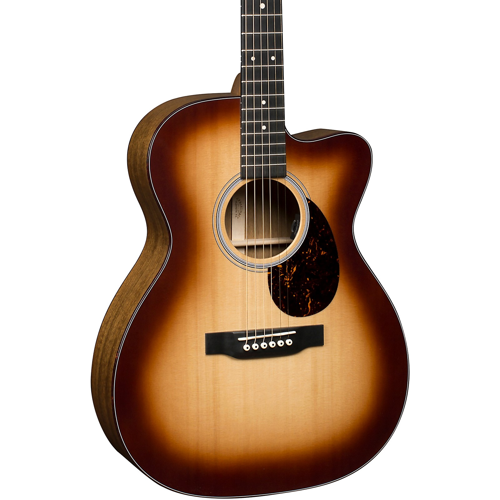 Open Box Martin Special OMC USA Performing Artist Style Ovangkol Acoustic-Electric Guitar