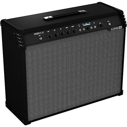 Open Box Line 6 Spider V 240 240W 2x12 Guitar Combo Amp