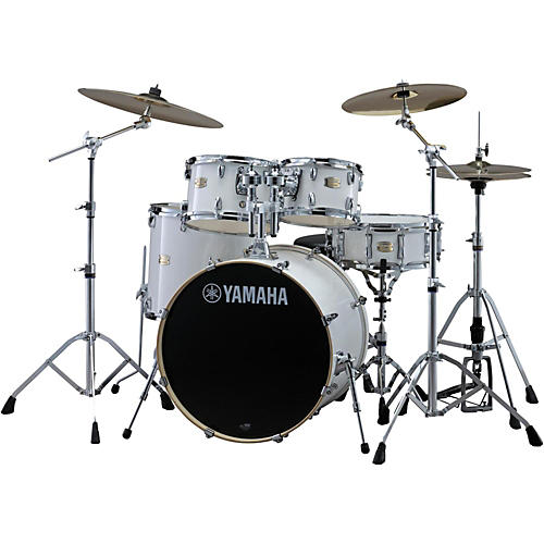 Open Box Yamaha Stage Custom Birch 5-Piece Shell Pack with 22
