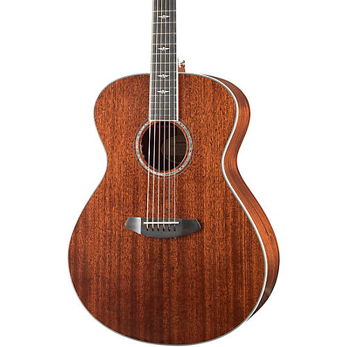 Open Box Breedlove Stage Exotic Concerto All-Mahogany Acoustic-Electric Guitar