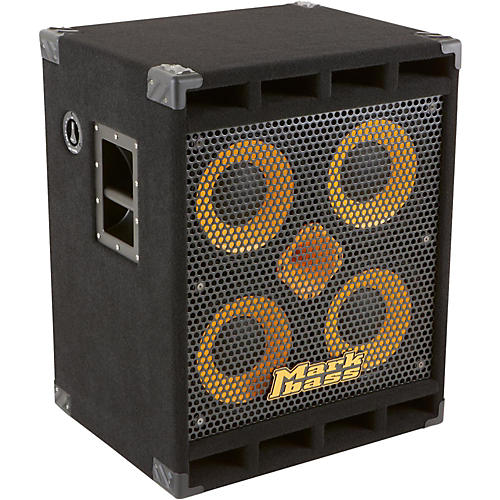Open Box Markbass Standard 104HF Front-Ported Neo 4x10 Bass Speaker Cabinet