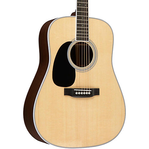 Open Box Martin Standard Series D-35L Dreadnought Left-Handed Acoustic Guitar