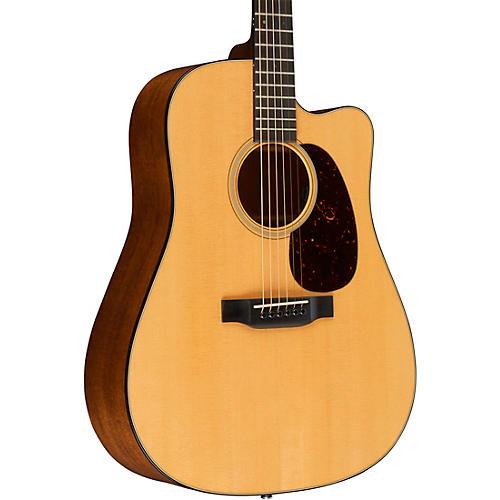 Open Box Martin Standard Series DC-18E Dreadnought Acoustic-Electric Guitar