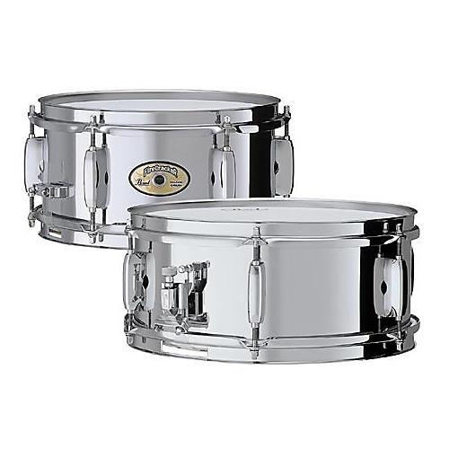 Open Box Pearl Steel Firecracker Snare