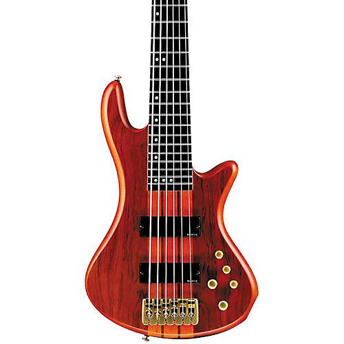 Open Box Schecter Guitar Research Stiletto Studio 6 Bass