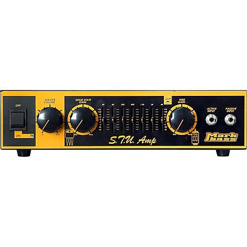 Open Box Markbass Stu Amp 1000 Stu Hamm Signature 1,000W Bass Amp Head