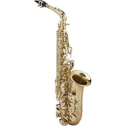 Open Box Allora Student Series Alto Saxophone Model AAAS-301