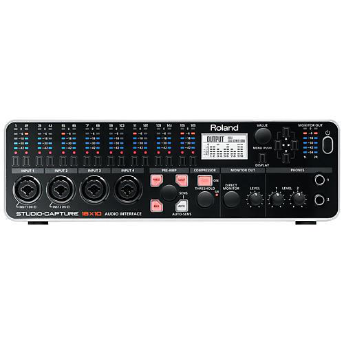 Open Box Roland STUDIO-CAPTURE USB 2.0 Audio Interface