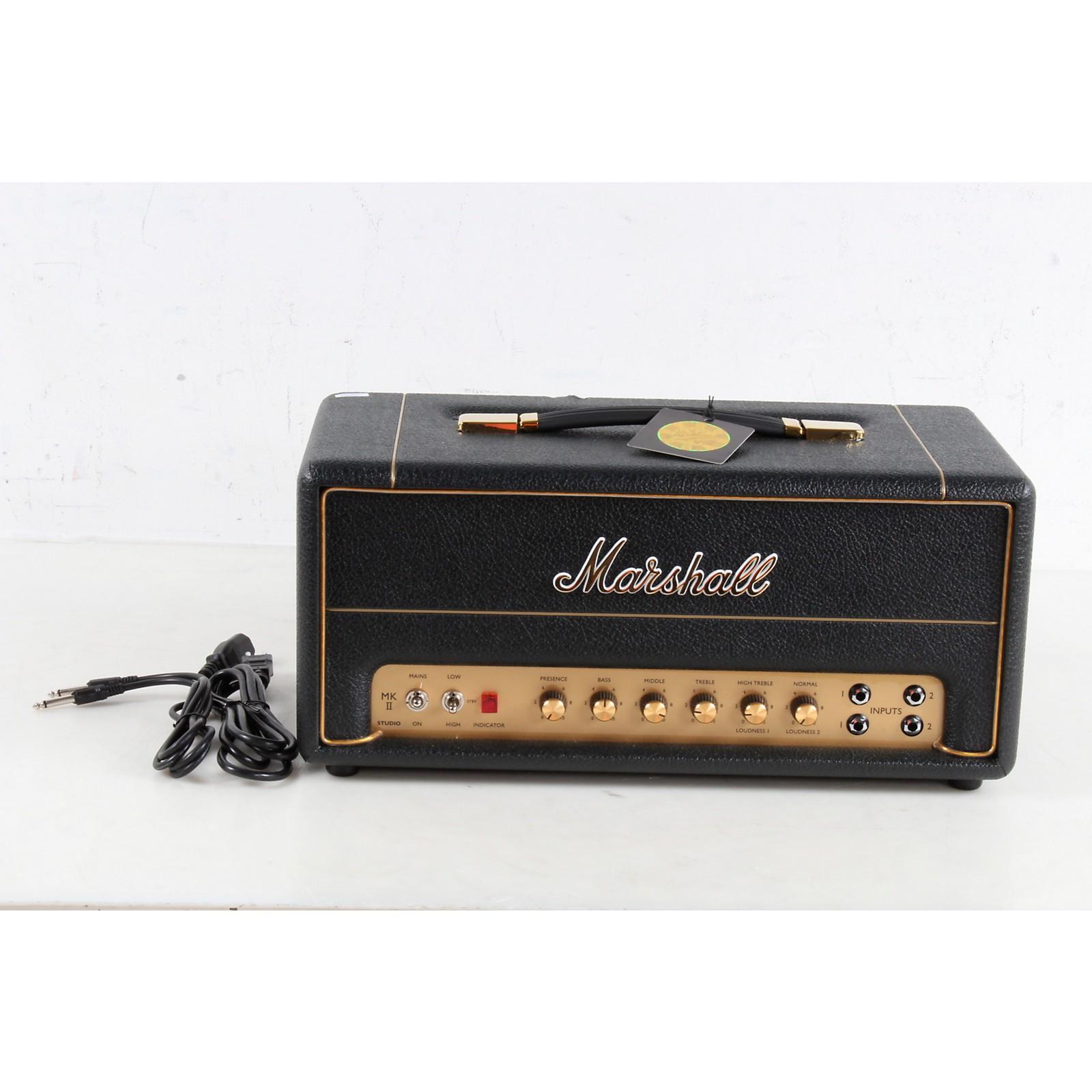 Open Box Marshall Studio Vintage 20W Tube Guitar Amp Head