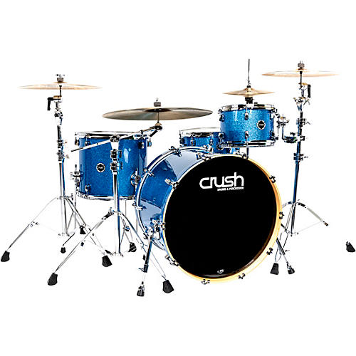 Open Box Crush Drums & Percussion Sublime E3 Maple 4-Piece Shell Pack with 24x17