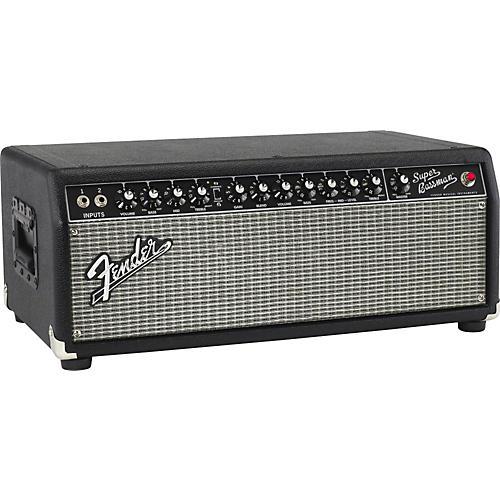 Open Box Fender Super Bassman Pro 300W Tube Bass Amp Head