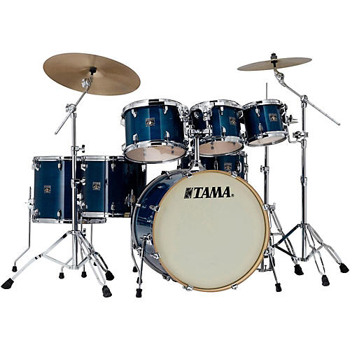 Open Box TAMA Superstar Classic Custom 7-Piece Shell Pack