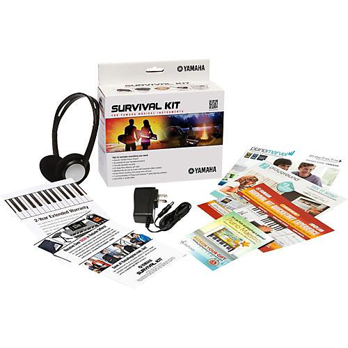 Open Box Yamaha Survival Kit A2 for PSR-F51
