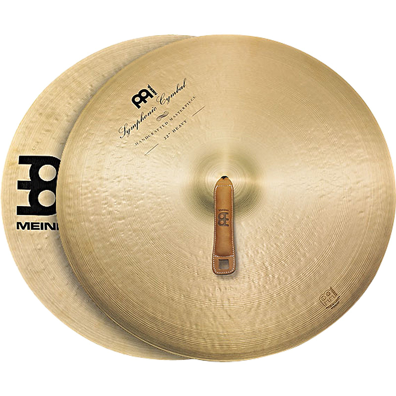 Open Box Meinl Symphonic Heavy Cymbal Pair