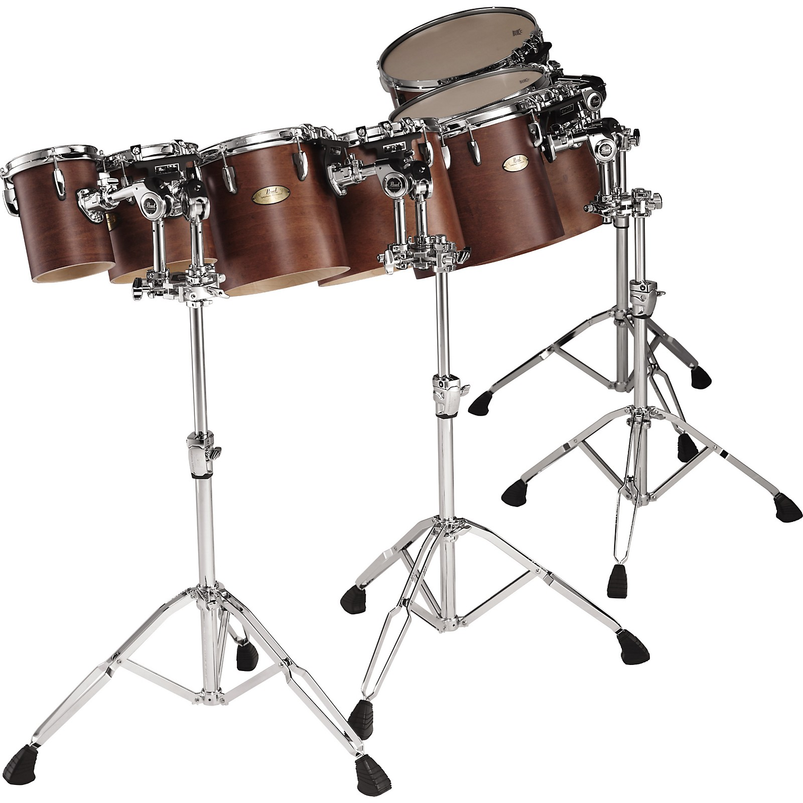 Open Box Pearl Symphonic Series Single-Headed Concert Tom Concert Drums
