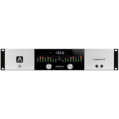 Open Box Apogee Symphony I/O 16x16 Audio Interface