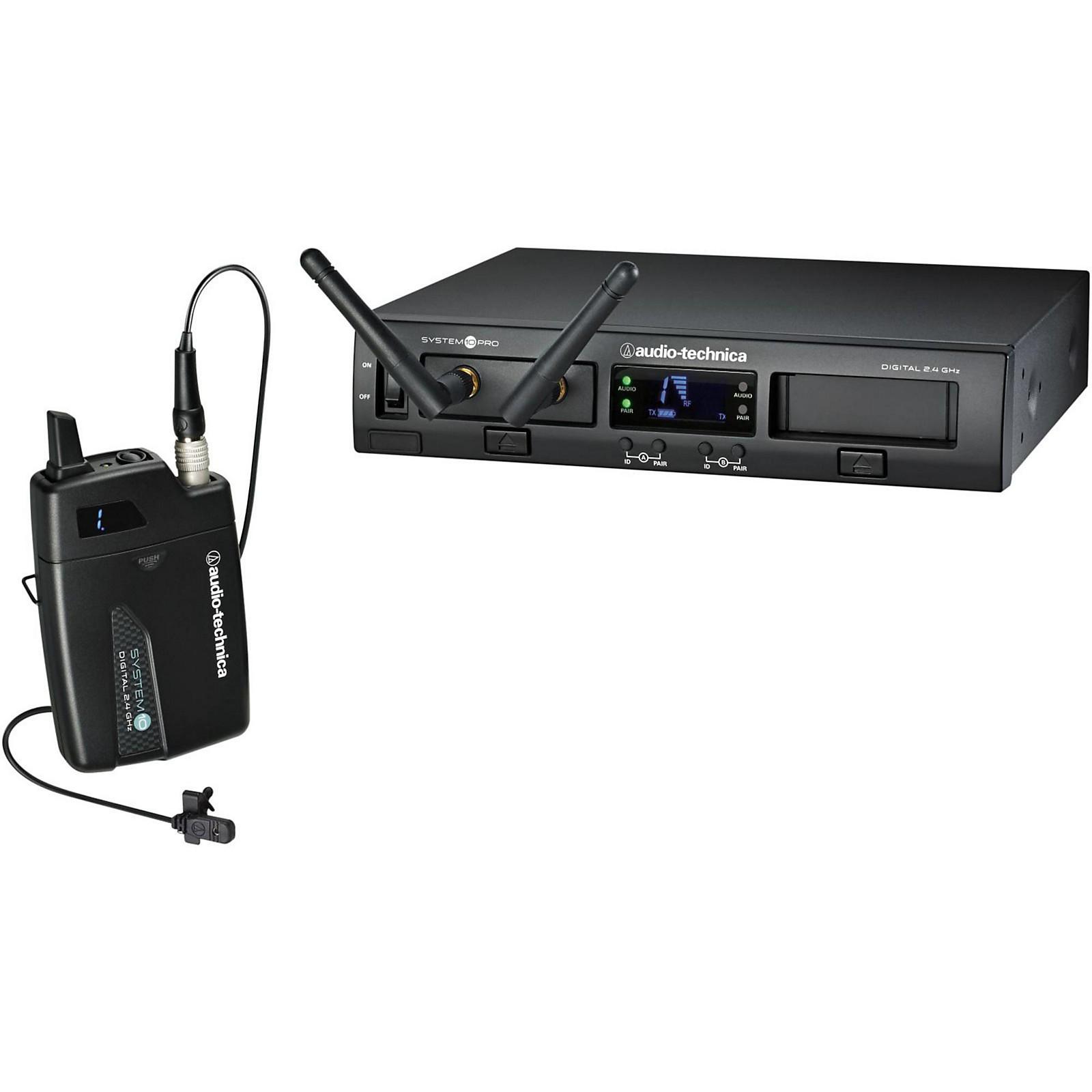 Open Box Audio-Technica System 10 Pro ATW-1301/L Lavalier System