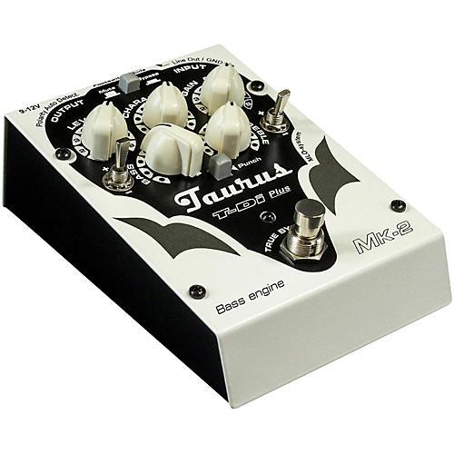 Open Box Taurus T-Di Plus MK2 Bass Effects Pedal