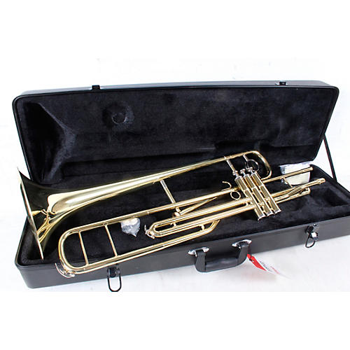 Open Box Stagg TB285 Bb Valve Trombone