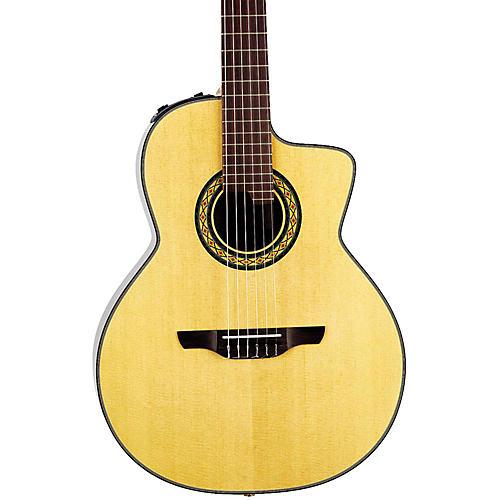 Open Box Takamine TC135SC Classical 24-Fret Cutaway Acoustic-Electric Guitar