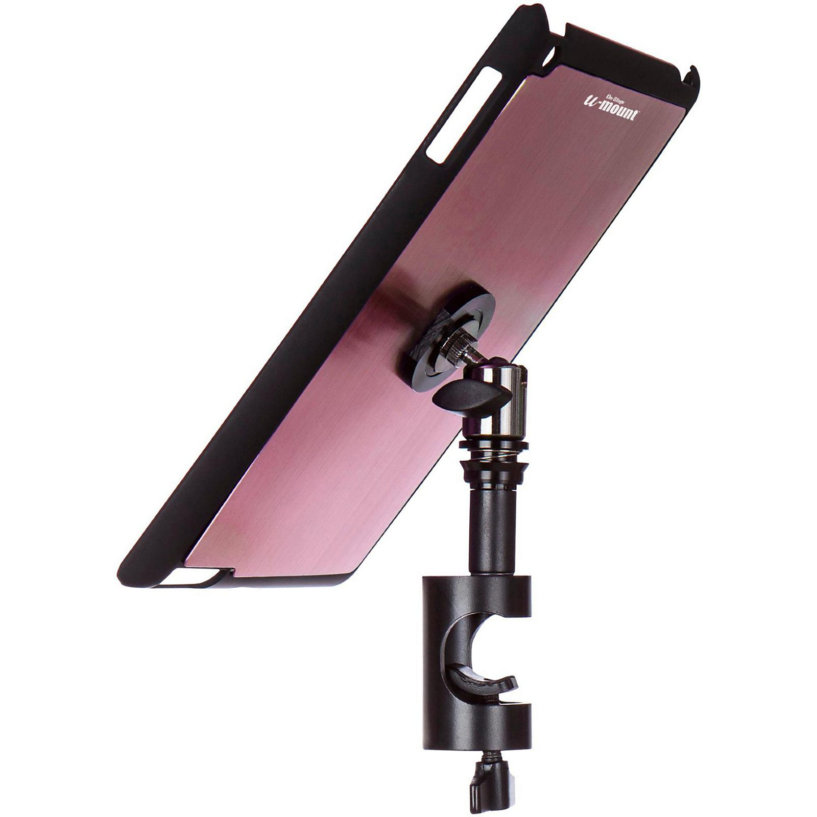 Open Box On-Stage TCM9161 Quick Disconnect Tablet Mounting System with Snap-On Cover