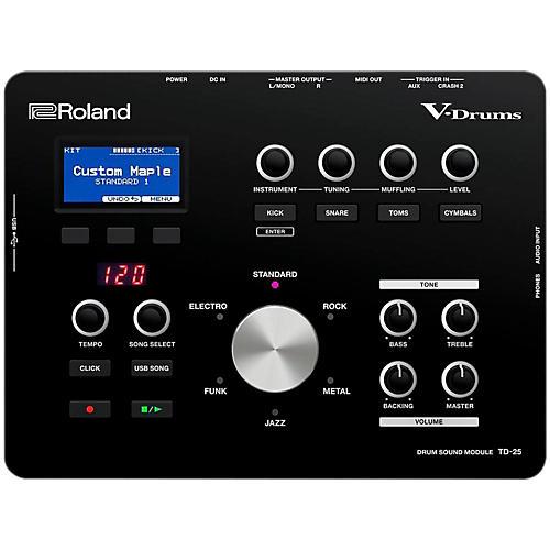 Open Box Roland TD-25 Drum Module