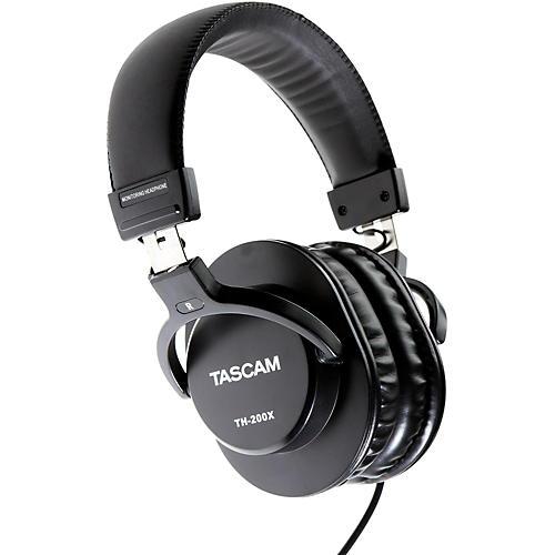 Open Box Tascam TH-200X Studio Headphones