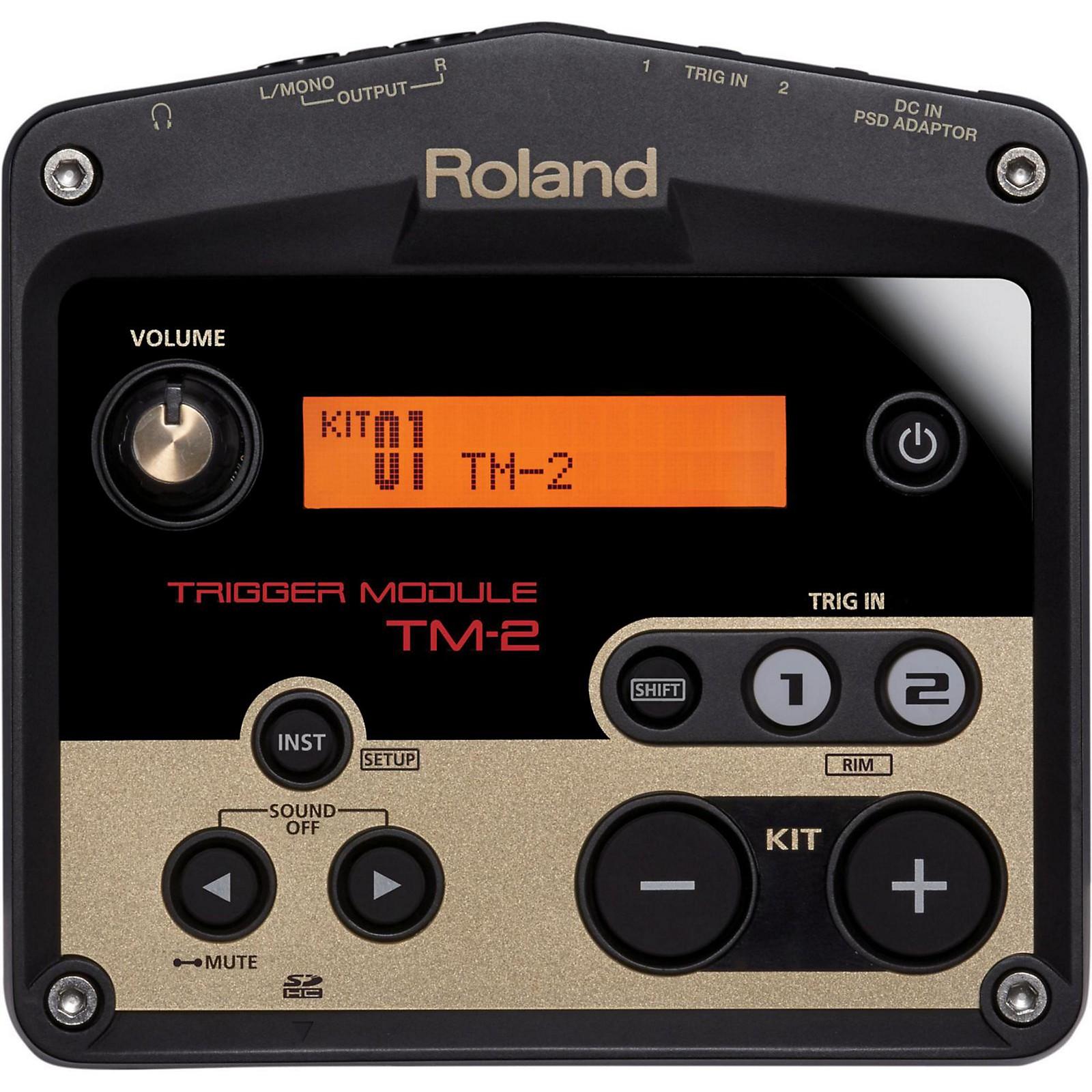 Open Box Roland TM-2 Drum Trigger Module