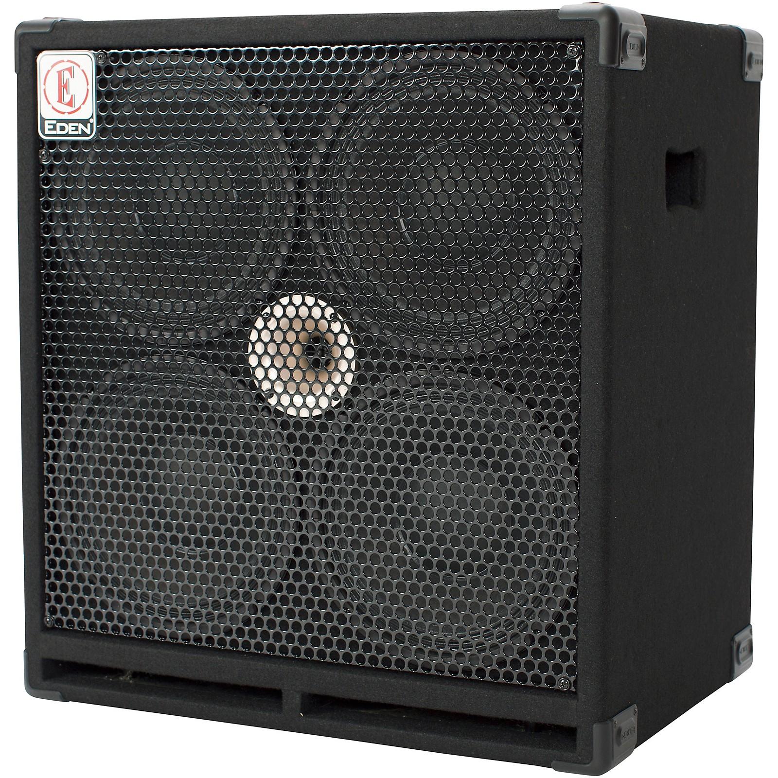 Open Box Eden TN410 600W 4x10 Bass Speaker Cab - 8 Ohm