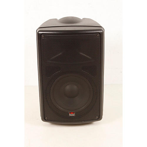 Open Box Galaxy Audio TQ8 Traveler Quest 8 Battery Powered All-In-One Portable PA Speaker