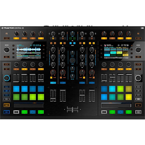 Open Box Native Instruments TRAKTOR KONTROL S8