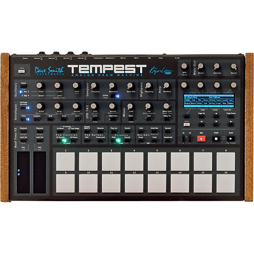 Open Box Sequential Tempest