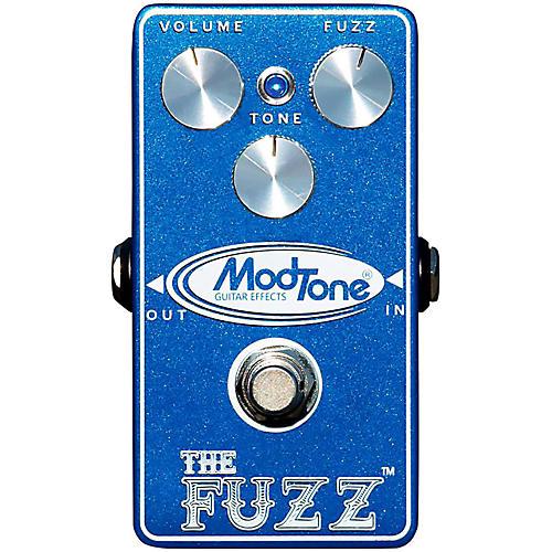 Open Box Modtone The Fuzz Fuzzer Guitar Pedal